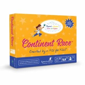 Educational Board Games for Families and Kids