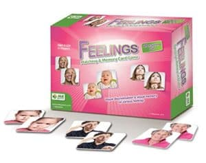 Matching Memory Card Game