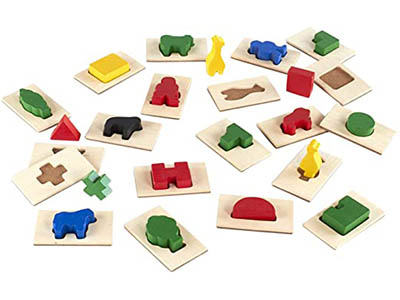 3D Feel and Find Play Set
