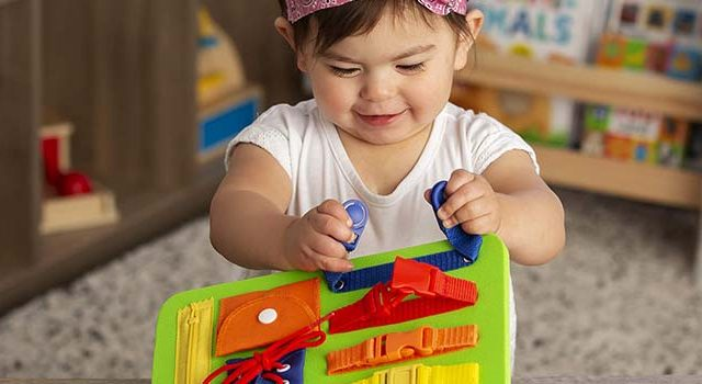 Best Buckle Toys for Toddler
