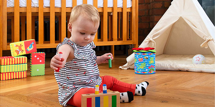 Best Non Tacky Baby Toys & Play Items