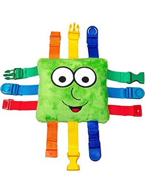 Buckle Toy – Buster Square