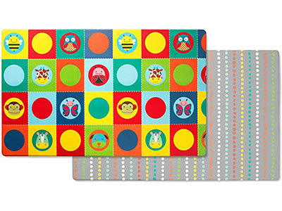Double play Reversible Playmat