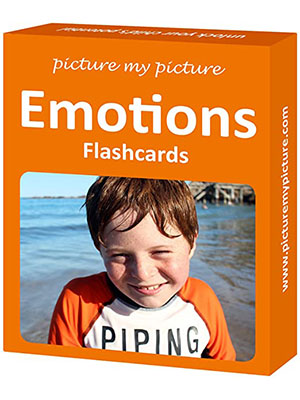 Emotions Flash Cards