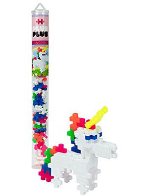 Plus-Plus Mini Maker Unicorn Tube